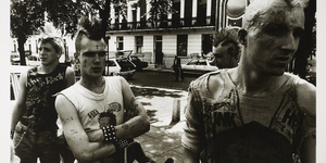 Striking Photos Show 80s London Subculture