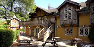 Why Is There A Swiss Cottage At Swiss Cottage?