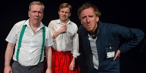 Review: Englishman, Irishman And Scotsman Defy Stereotype
