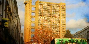 Take A Free Tour Around The Trellick Tower