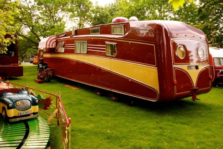 Travel Back In Time At This Vintage Steam Fair Londonist