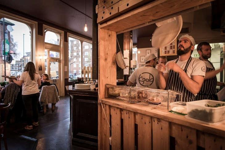 Where To Eat And Drink In... Hoxton