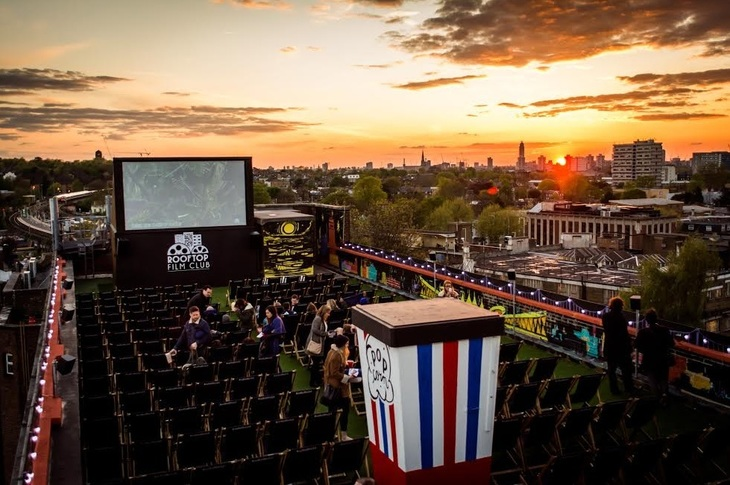 Rooftop Film Club Is Back With A New Venue Londonist