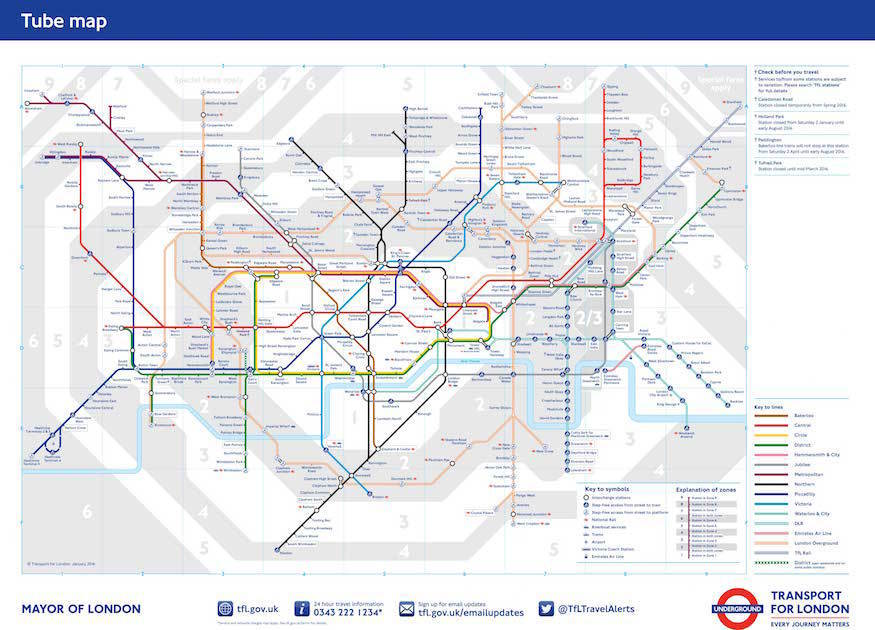 The history of the tube map londonist 2016 gumiabroncs Images