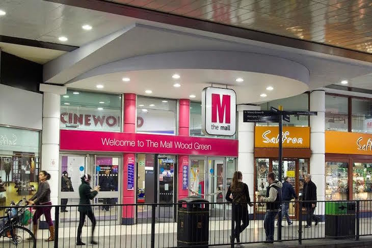 The Mall Wood Green Is 35 This Week Londonist