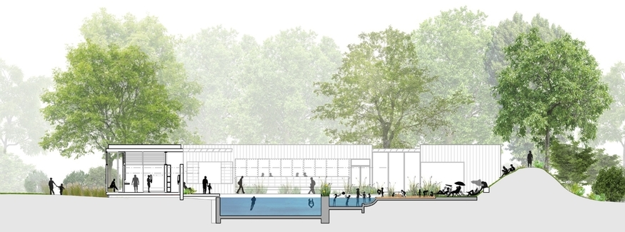 Bid To Build Olympic Size Lido In South London