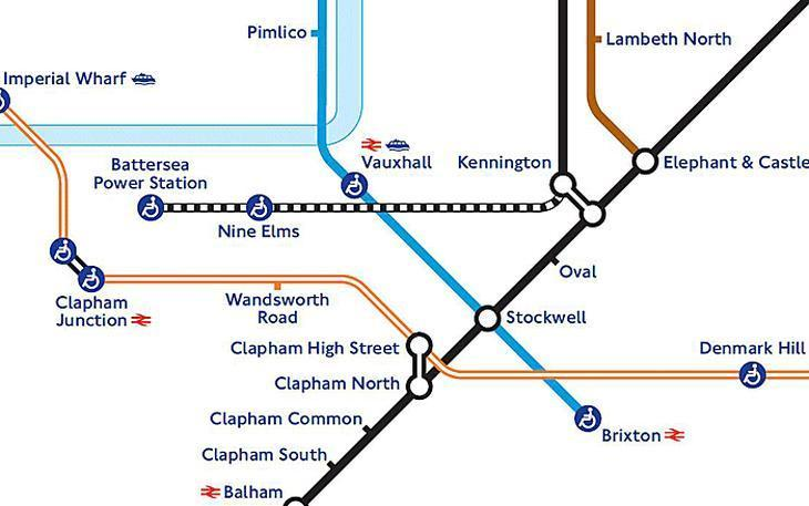 What Would Happen If The Northern Line Split In Two Londonist