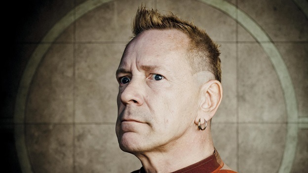 Spend An Evening With Johnny Rotten