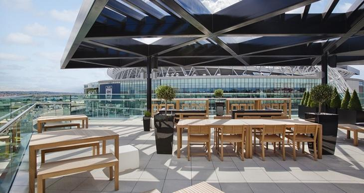 Where To Eat And Drink In... Wembley