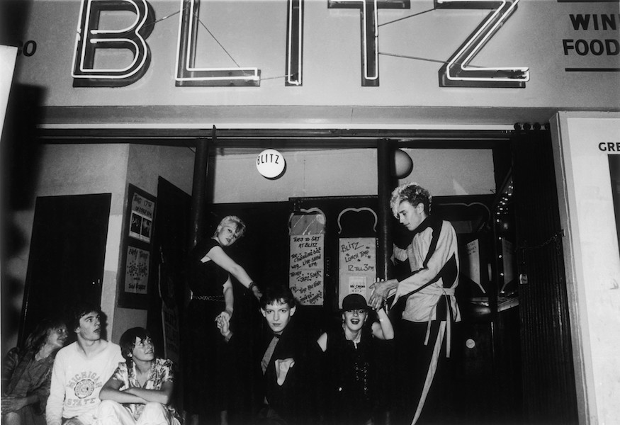 The Blitz Club Covent Garden