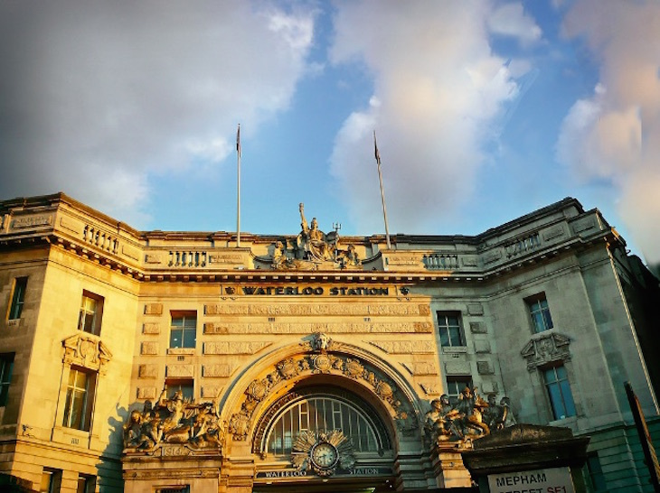 Waterloo Station Trivia