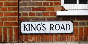 How Chelsea's King's Road Got Its Name
