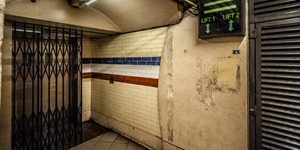 Tube Station To Close For 7 Months
