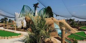 Dinosaurs, Dragons And Whales: London's Best Crazy Golf Courses