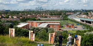 Try This Beautiful Industrial East London Walk