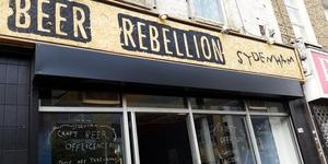 Beer Rebellion Sydenham