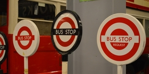 How Many Bus Stops Are There In London?