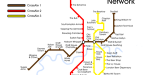 CrossAle: We Want A Tube Line Between Our Favourite Pubs