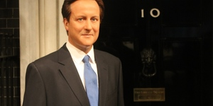 What Did Madame Tussauds Do With Its David Cameron?