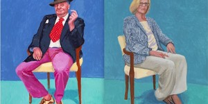 David Hockney Should Stick To Landscapes: His Portraits Are Awful