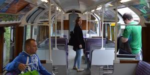 When Is a London Underground Train Not A London Underground Train?