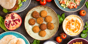 Celebrate Falafel Day By Learning To Make Them