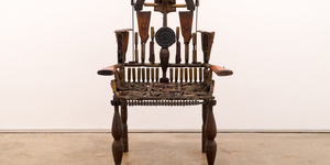 Chairs Made Out Of Guns: The Art Of Goncalo Mabunda