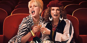 Where To Watch The Ab Fab Movie In London, Sweetie Darling