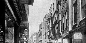 The Street Where London's Victorians Bought Their Porn