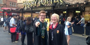 We Hung Out In The Queue At Opening Night Of Harry Potter And The Cursed Child