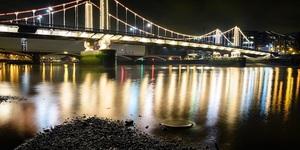 17 Thames Bridges To Be Lit At Night