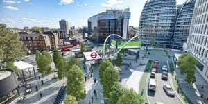 An Ode To Old Street Roundabout
