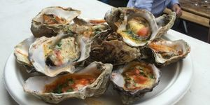 Where To Eat Oysters In London