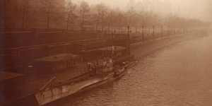 Manure Sprayers And German Submarines: Early Postcards Of London