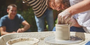 Make Like Demi Moore At This Pottery Masterclass