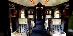 Review: Dinner On The Belmond British Pullman Train