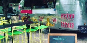 Wahaca Are Giving Out Free Burritos In Canary Wharf Today