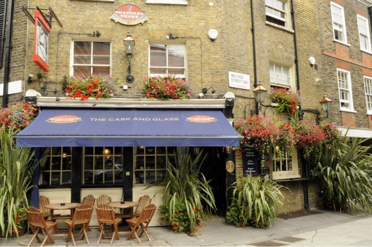 Some Of The Smallest Pubs In London