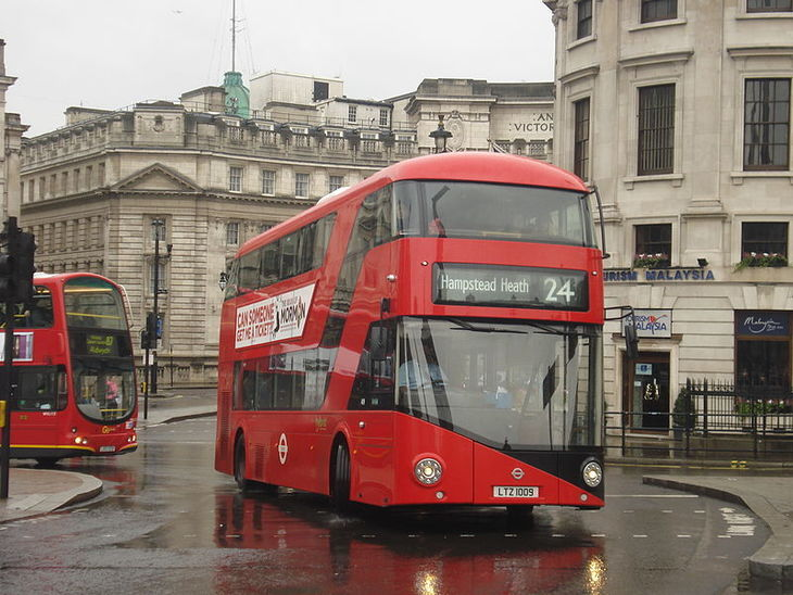 London Buses: Why 3 Come At Once, And Other Trivia