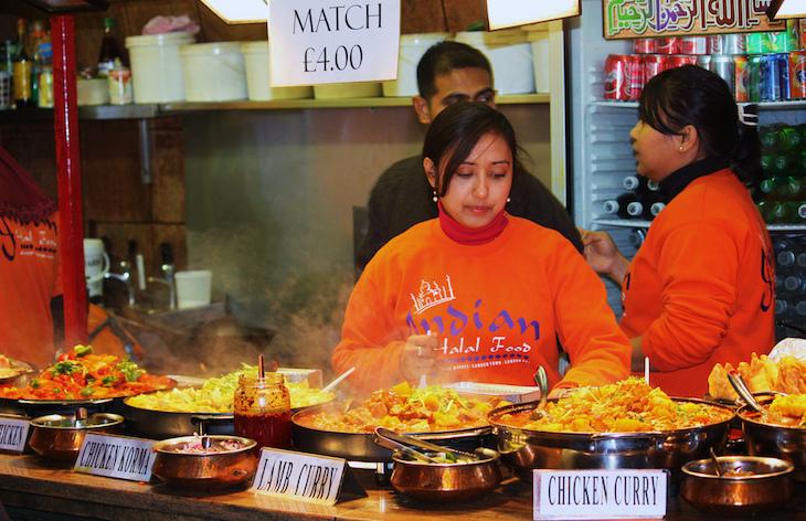 Indian Restaurant Great Victoria Street