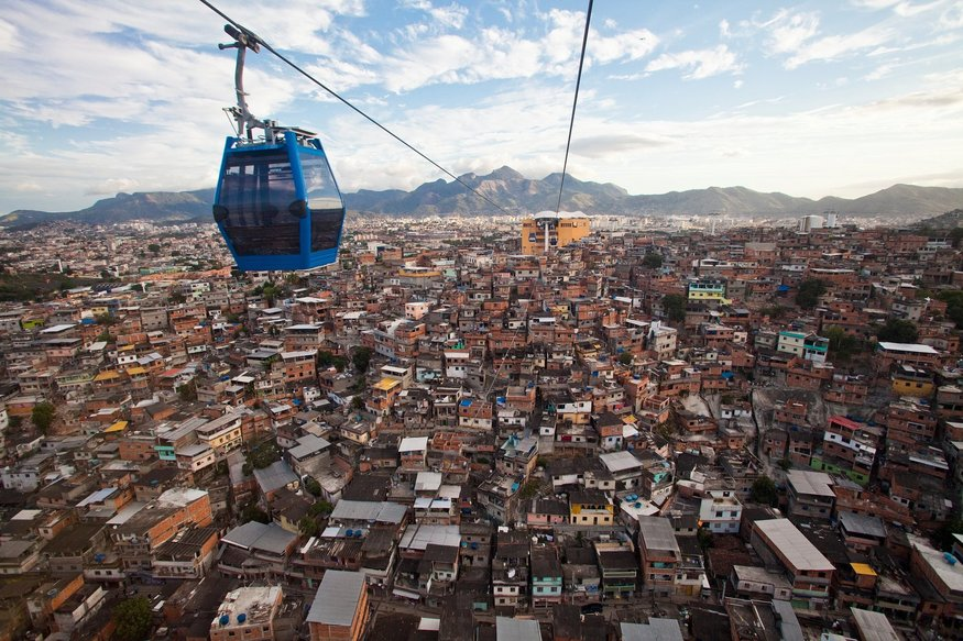 a model favela from rio de janeiro is coming to london londonist