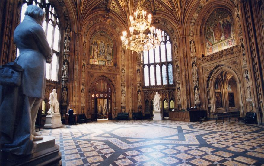 How To Get Into The Houses Of Parliament For Free Part 10
