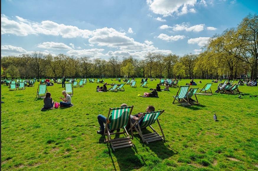 7 Secrets Of Green Park