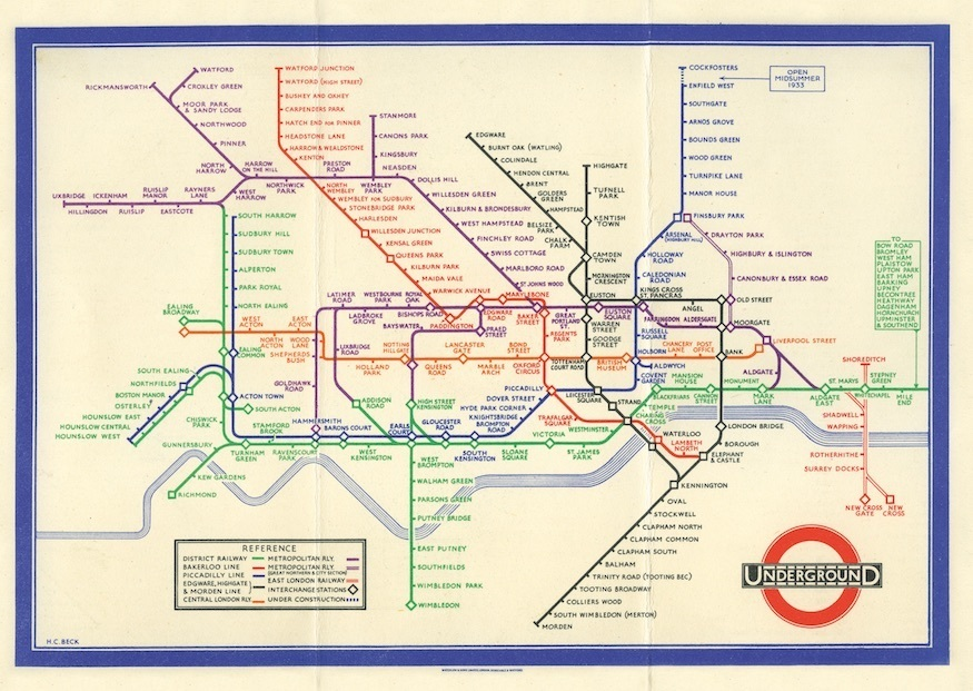 This book beautifully covers London's transport icons
