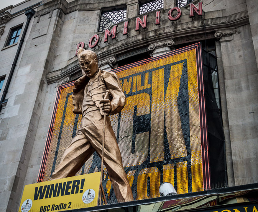 What Happened To London's Giant Freddie Mercury Statue ...