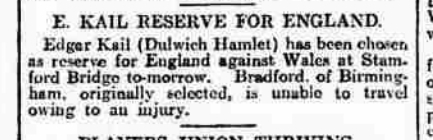 The Amateur London Footballer Who Played For England