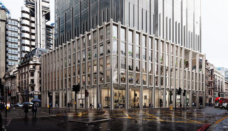 New Skyscraper 1 Leadenhall Will Include Viewing Gallery