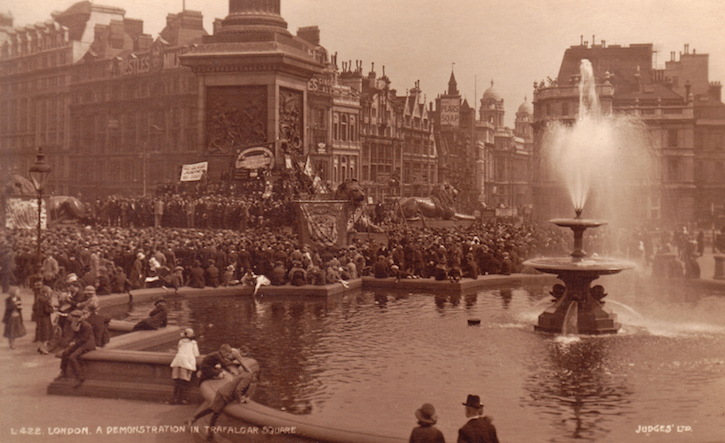 London Motor Cars >> Peculiar Early Postcards Of London Captured In New Book ...
