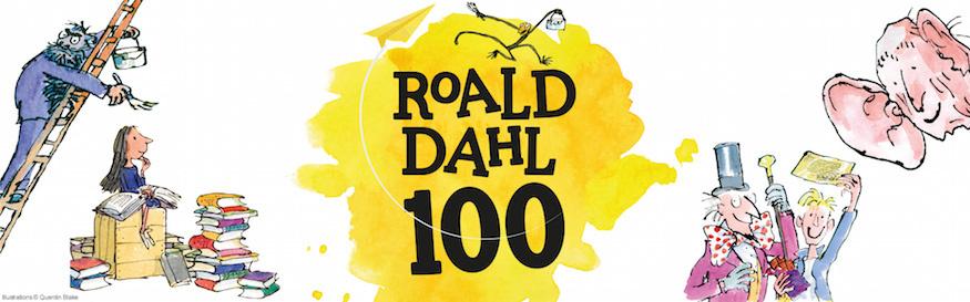 Roald Dahl Birthday Cake