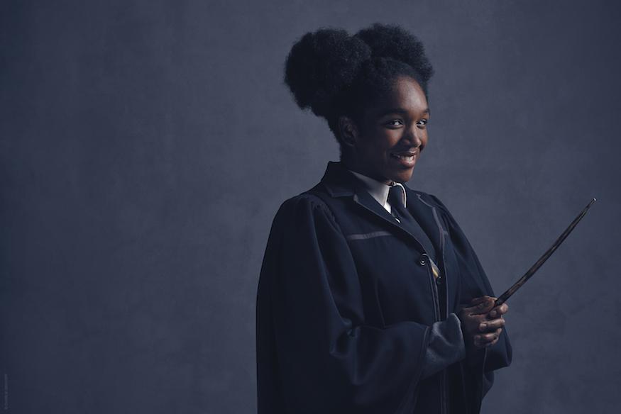 Rose Granger-Weasley will be played by Cherrelle Skeete.